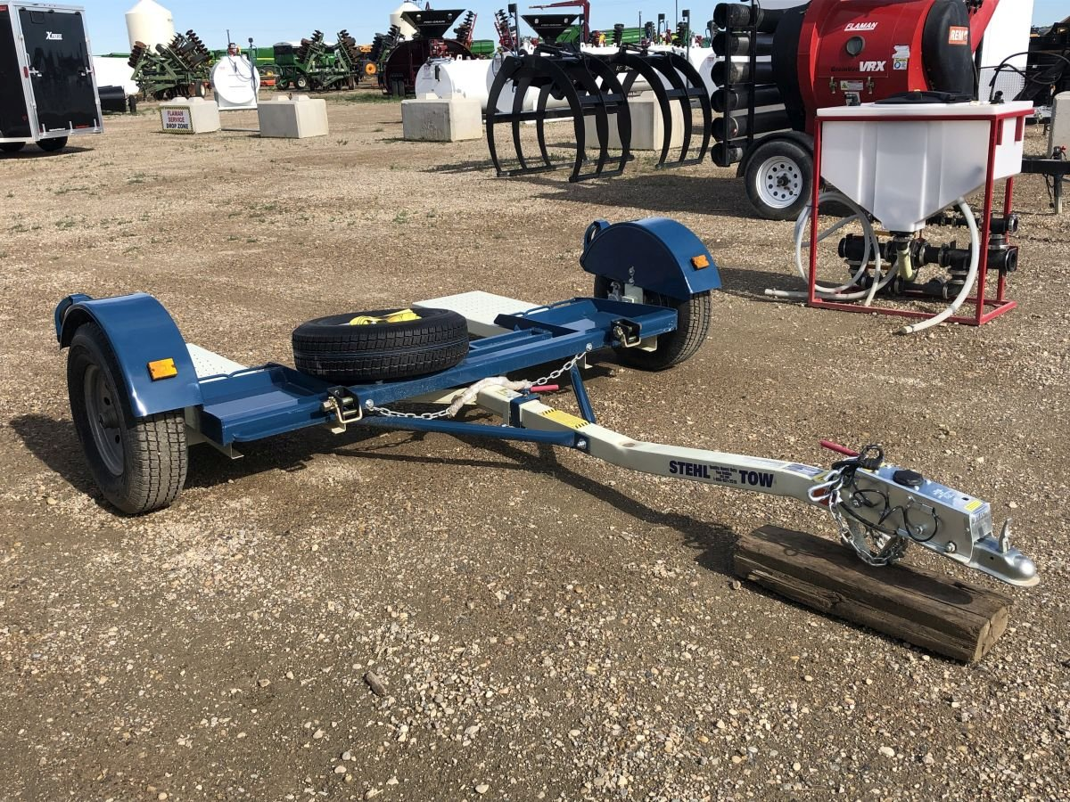 Used 2018 Stehl Car Tow Dolly | Miscellaneous | Trailers